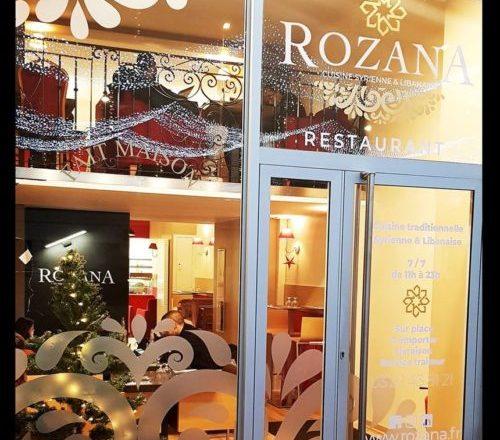 Rozana Restaurant