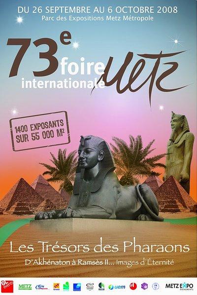 Fim foire internationale de metz 2008 tout metz for Adresse metz expo