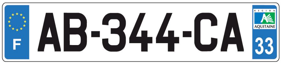 logo des r gions sur les nouvelles plaques d 39 immatriculation tout metz. Black Bedroom Furniture Sets. Home Design Ideas