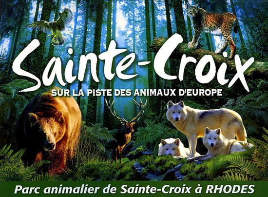 """Résultat de recherche d'images pour """"parc animalier de sainte-croix"""""""