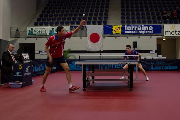 Organisation du mondial junior tennis de table 2012 metz - Ligue lorraine tennis de table ...