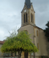 Eglise Saint-Baudier