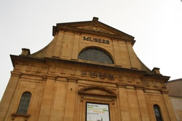 Le Musée de la Cour d'Or