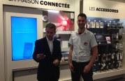 SFR : le nouvel espace à Metz présente l'iPhone 6 (vidéo)