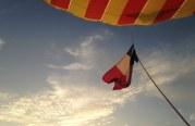 Montgolfiades de Metz : bienvenue à bord du 1er vol ! (photos)