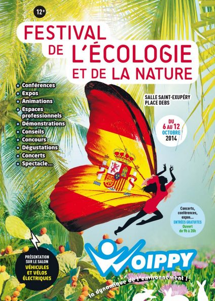 fête écologie nature woippy