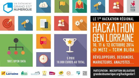 banniere hackathon gen lorraine 2014
