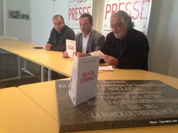 """La """"stèle des promesses non tenues"""" par François Hollande. Rachetée en septembre dernier par l'entrepreneur lorrain Lionel Bieder, elle appartient désormais à un anonyme qui a accepté de la prêter pour l'occasion. Photo : Tout-Metz.com"""