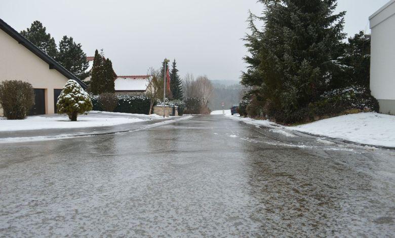 Photo of Alerte aux pluies verglaçantes en Lorraine le 2 mars