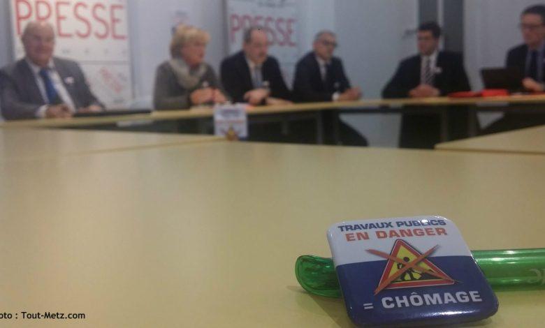 Photo of BTP : rassemblements et barrages filtrants prévus en Lorraine le 10 mars