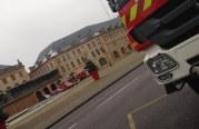 Metz : pourquoi les pompiers ont-ils sorti la grande échelle devant l'Opéra ?