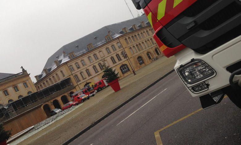 Photo of Metz : pourquoi les pompiers ont-ils sorti la grande échelle devant l'Opéra ?