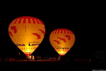 Mondial Air Ballons : la ligne de nuit prévue ce mercredi soir est reportée