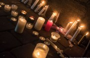 Attentat à Charlie Hebdo : 2500 personnes rassemblées à Metz (photos)