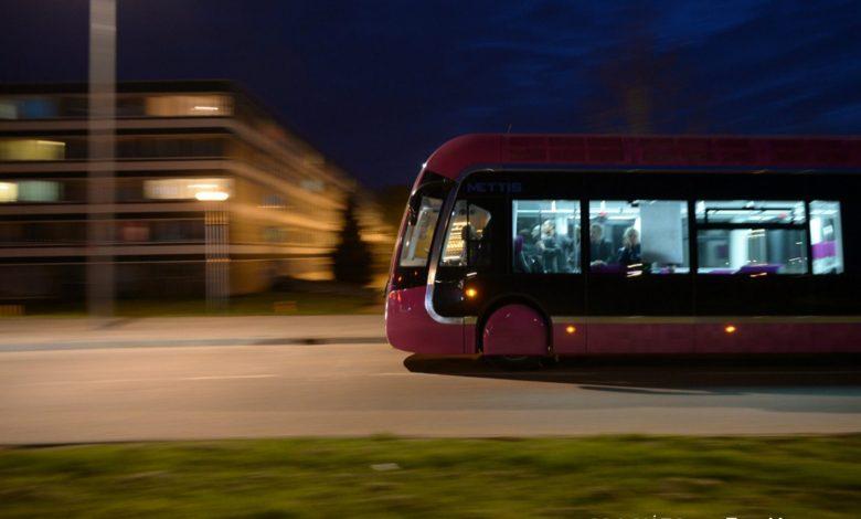 Photo of Des bus 100% électriques dans les rues de Metz