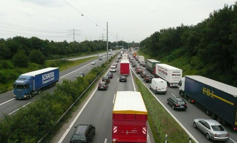 Photo of Accident de poids lourds : l'A4 coupée au Nord de Metz