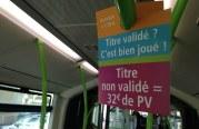 Fraude dans les bus : 800 000€ de perte pour le réseau Le Met' en 2014