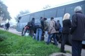 50 migrants de Calais sont arrivés en Moselle à Languimberg