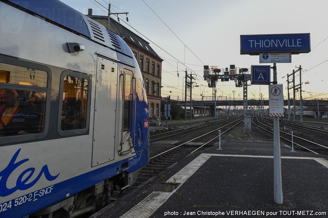 Deux accidents de personnes au Luxembourg : circulation normale des trains prévue pour ce soir