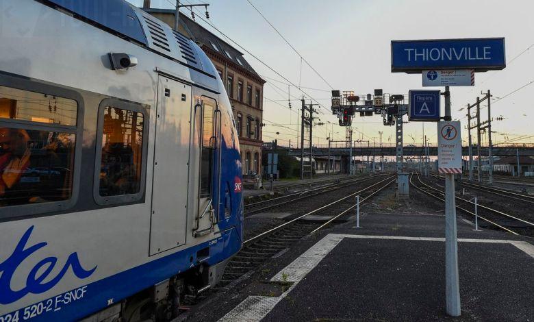 Photo of Accident de personne en gare de Thionville : aucun train pendant 2h ce lundi matin