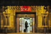 Opération Chefs de gare à Metz : les produits du terroir entrent en gare