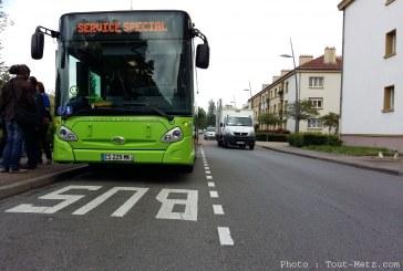 Metz Métropole : les bus en grève le 12 septembre