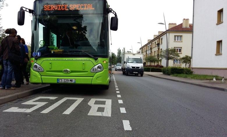 Photo of Manifestation à Metz des agriculteurs ce mardi : les bus perturbés