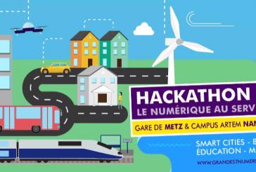 Un hackathon début juin à Metz et à Nancy, pour imaginer la société de demain