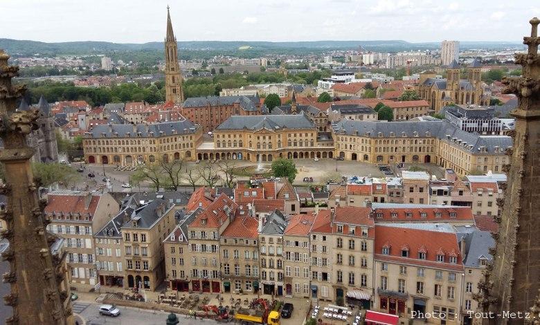 Photo of G7 à Metz : les portes ouvertes «Tous à l'Opéra» annulées