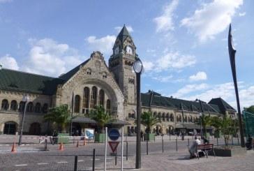 Les joueuses de Metz Handball vous attendent à la Gare de Metz cet après-midi