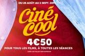 Ciné Cool en Moselle : à 4,50€ la place, c'est le moment de profiter des salles obscures