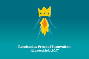 Les prix de l'innovation numérique 2017 remis à Metz