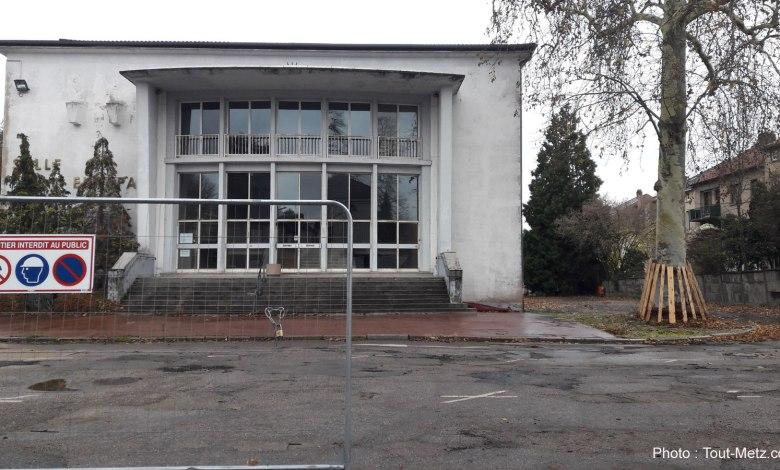 Photo of Montigny-lès-Metz : il ne reste plus rien de la salle Europa (photos)