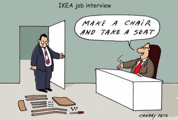 Journée de recrutement à IKEA Metz le 13 décembre