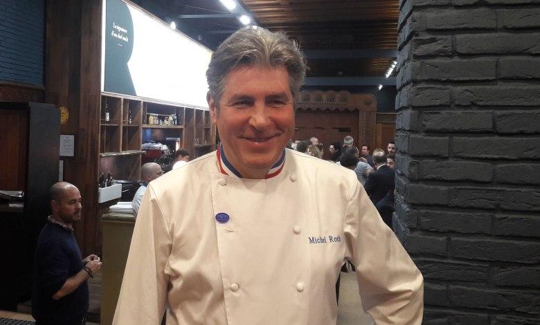 Photo of Michel Roth, chef étoilé, inaugure son restaurant à Metz : «revenir ici en Moselle est un cadeau»