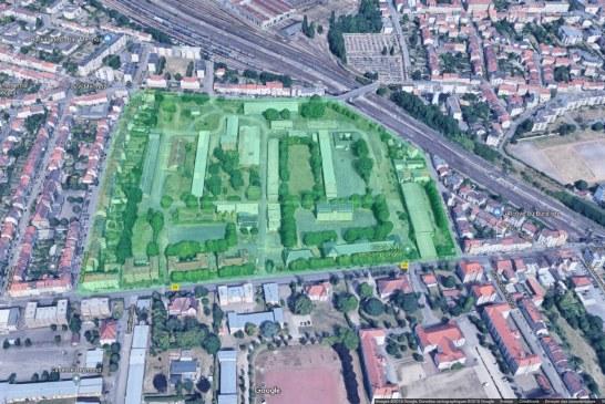 Les casernes vides du quartier Lizé à Montigny les Metz vont revivre dès 2019