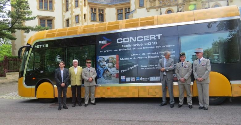 Photo of Solidarité à Metz : un concert et un Mettis pour les orphelins et blessés des Armées