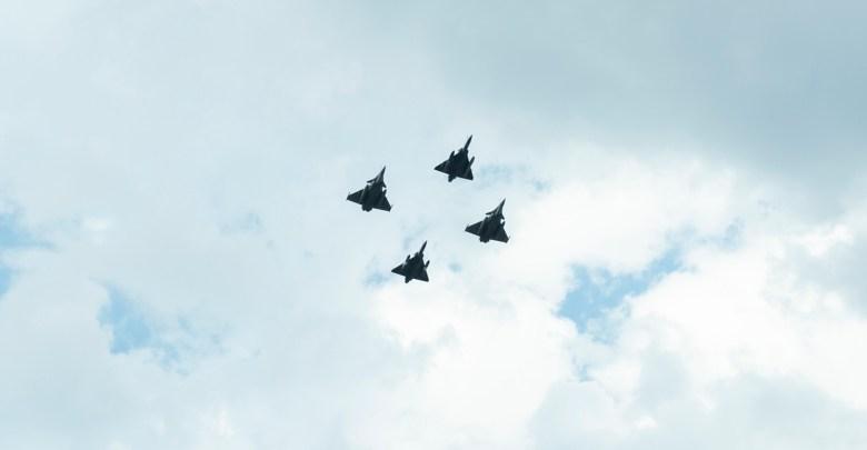 Photo of Cérémonie et défilé militaire du 13 juillet 2018 à Metz (photos)