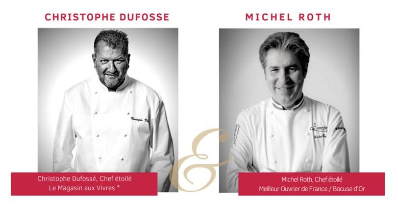 Photo of Metz : Christophe Dufossé et Michel Roth, 2 chefs étoilés, s'accordent au piano