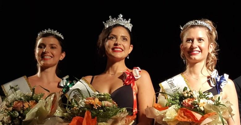 Photo of Cyndia élue Reine de la Mirabelle 2019