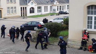 Photo of Une attaque terroriste simulée à la caserne de Châtel (photos, vidéo)