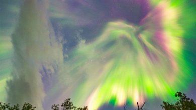 Photo of Spectacle visuel inédit à Metz : des aurores boréales projetées dans la cathédrale