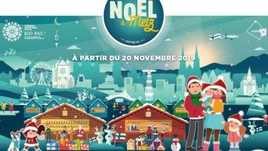 Photo of Marchés de Noël à Metz : «6 semaines jour pour jour»