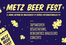 Photo of Zythologie, barathon et dégustations… tout est au Metz Beer Fest, l'unique festival de bières artisanales