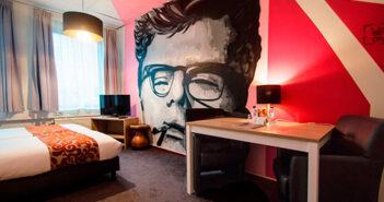 Amsterdam Teleport Hotel (Амстердам, Нидерланды)