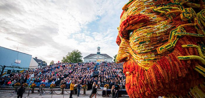 Цветочный парад Блюменкорсо — программа и даты
