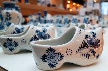 Сувениры из Амстердама— фаянс и фарфор