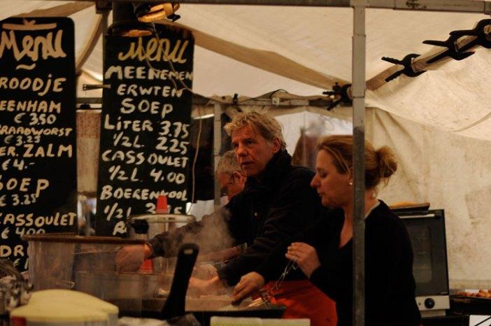 Что попробовать в Амстердаме из напитков: теплый лимонад