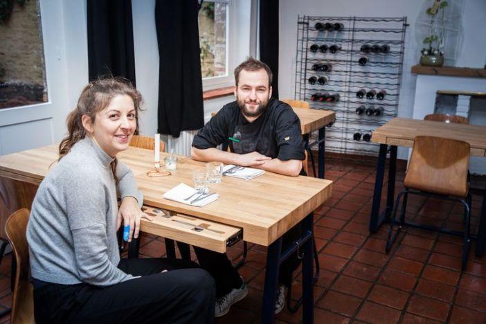 Где можно поесть в Генте: Roots