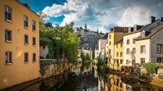 Города и столицы Бенилюкса: Люксембург